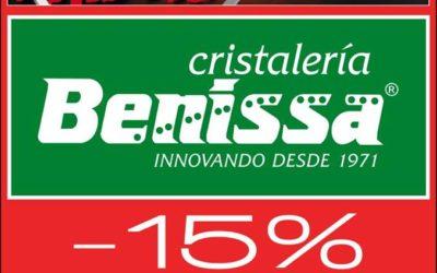 Black Friday en Cristaleria Benissa.