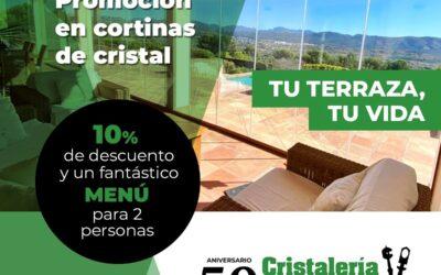 ¡¡OFERTA!! 10% DE DESCUENTO Y UNA CENA PARA DOS